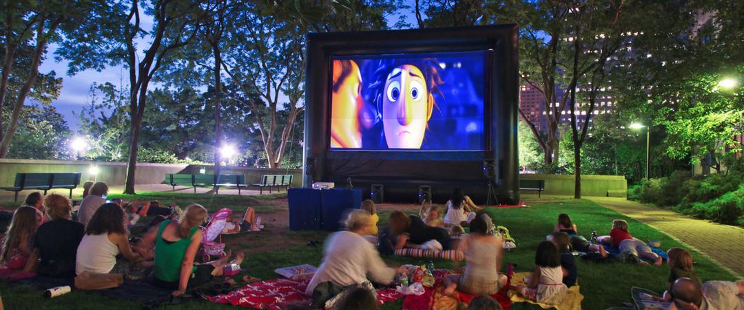 Community Cookout and Movie Night